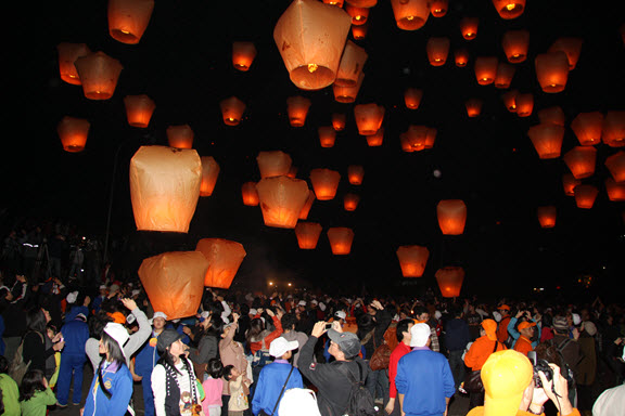 Shifen-Sky-Lantern